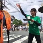 相馬野馬追2018ボランティア